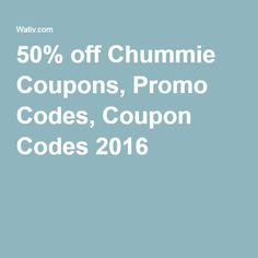 39 best fashion images on pinterest coupon coupons and coupon codes 50 off chummie coupons promo codes coupon codes 2016 fandeluxe Image collections