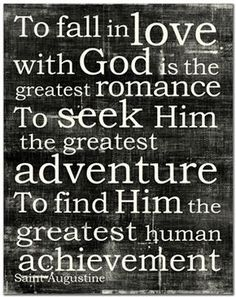 ~St. Augustine. I have a very different view of this man after reading his Confessions.