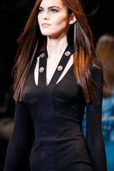 Versace - Fall 2014 Ready-to-Wear.