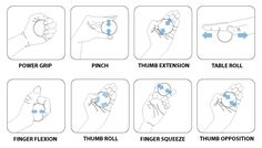 Hand therapy exercises after stroke can help you regain your fine motor skills. Try these 4 types of hand exercises that can help you regain coordination...
