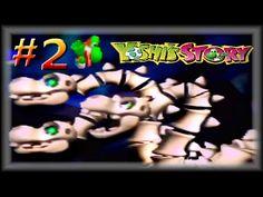 Yoshi Story Lets Play: Bone Dragon Caverns! (Part 2) [60FPS]