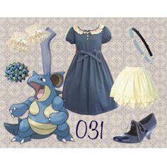 031 Nidoqueen Lolita