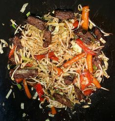 Wok Recipes, Asian Recipes, Cooking Recipes, Ethnic Recipes, Hello Everybody, Actifry, Exotic Food, Frisk, Edamame