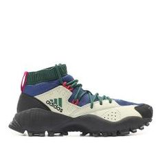 size 40 280f4 d8652 adidas Seeulater OG (blue   antique white   black) Off White, Hiking Boots
