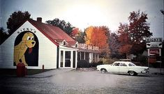 Ricky's Doghouse, Tyngsboro Road, Chelmsford, MA (1970s)
