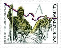 Czech Republic stamp