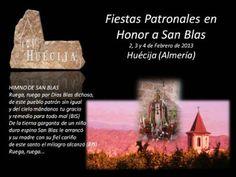 Fiestas de San Blas en Huécija, Alpujarra de Almería. Proyecto Rumor.