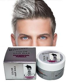 Relaxory Temporary Color Hair Wax Molding Clay Gery White... https://smile.amazon.com/dp/B01B5RO8ZE/ref=cm_sw_r_pi_dp_x_5naxyb2V4SX36