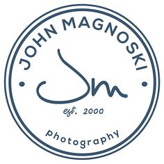 Photographer Logo | John Magnoski | Wonderful Machine