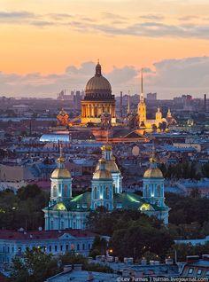 Sankt Petersburg, Russia ♥
