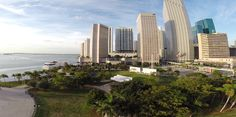 Miami aerial photography with drones. 1-800-379-HYPE www.hypedrones.com