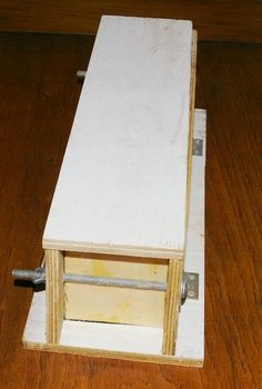 Riverlea Soap: Make your own Soap Mould (mould)