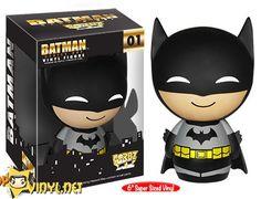 New Batman and Marvel Dorbz XL Vinyl Series