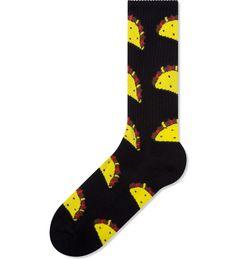 150342771d22 Black Taco Sock · Odd Future ...