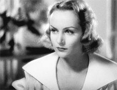 """godfreyparke: """" Carole Lombard in Hands Across the Table (1935) """""""