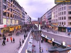 Downtown Hannover, Germany