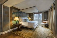 Tour a $300,000 a Month New York City Hotel Suite Decorated by Michael S. Smith | Architectural Digest