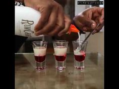 French Kiss Shots