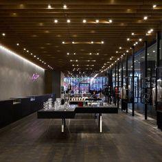 My Boon, em Seoul, Coreia do Sul. Projeto de Jaklitsch – Gardner Architects PC. #moda #atitude #fashion #fashionattitude #lojaconceito #conceptstore #flagship #flagshipstore #storedesign #showroom #interior #interiores #artes #arts #art #arte #decor #decoração #architecturelover #architecture #arquitetura #design #projetocompartilhar #davidguerra #shareproject #myboon #seoul #coreia #southkorea #jaklitsch