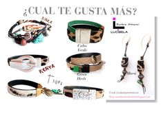 """Cual te gusta más??"" by lucibella on Polyvore featuring women's clothing, women's fashion, women, female, woman, misses and juniors"
