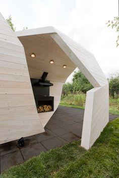 Gazebo / Za Bor Architects