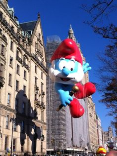 Macy's Thanksgiving Day 2012! FAVORITE!  #NYC