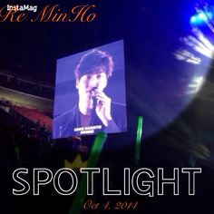 Re Minho Concert tonight at Beijing