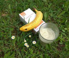 Vegan smoothie s probiotikami Vegan Smoothies, Milkshakes, Fruit, Food, Milkshake, Essen, Meals, Yemek, Eten