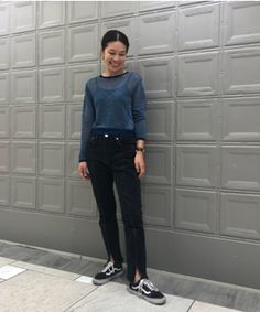 styling_image Beams, Normcore, Pants, Image, Style, Fashion, Trouser Pants, Swag, Moda