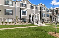 Everything's Included by Lennar, the leading homebuilder of new homes for sale in the nation's most desirable real estate markets. Love Your Home, New Homes For Sale, Real Estate Marketing, Townhouse, Building A House, Mansions, House Styles, Home Decor, Decoration Home