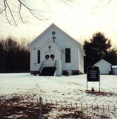 A church built in the 1800's in beautiful rural Pennsylvania. | USA