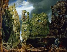 Max Ernst was a German painter, sculptor, graphic artist, and poet. A prolific artist, Ernst was one of the primary pioneers of the Dada movement and Surrealism.
