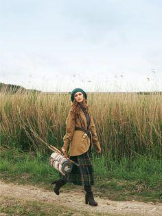 11/2010 Gabardine jacket