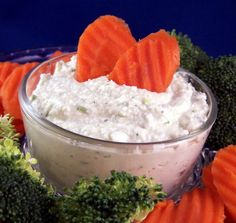 Cottage Cheese - Dill Dip