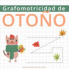 Grafomotricidad de otoño
