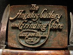 antique cutlery ares shop old time mark store sign.jpg 800×611 pixels