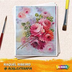#Acrilexterapia por Raquel Ribeiro