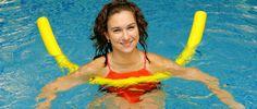 Aquatic Fitness Fun - Solutions for Non-Swimmers Maternity Swim, Pregnancy Swim, Swimming Program, Pool Workout, Swimming Workouts, Water Aerobics, Fitness Facilities, Wellness Programs, Wellness Center