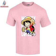 Skull & Crossbones Cartoon Print T-Shirt