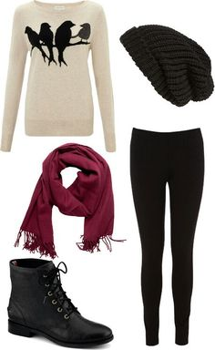 Chilly weather outfit # perfect #comfy outfit#daily wear