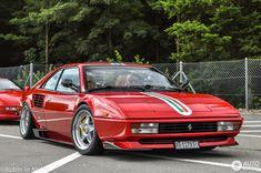 "Custom Ferrari Mondial 3.2 ""RS"" - 2 augustus 2017 - Autogespot Ferrari Mondial, Ferrari Car, Lamborghini, Car Images, Car Photos, Manual Transmission, Maserati, Motor Car, Cars And Motorcycles"