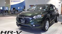 Meet the new Honda HR-V, a crossover of style and versatility! With many safety and convenience features, the HR-V is a vehicle you are bound to enjoy. We in...
