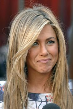 jennifer aniston dark blonde hair - Bing Images