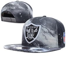 raiders snapback hats