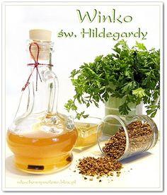 winko św. Hildegardy Polish Recipes, Irish Cream, Daily Bread, Natural Medicine, Natural Remedies, Alcoholic Drinks, Cocktails, Smoothies, Health Fitness