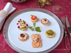 La cocina de Frabisa: Recetas de Aperitivos Variados. Navidad