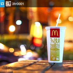 Amazing shot - more photos reposted on our instagram account @McDonald's Arabia #instagram #McDonalds #McDonaldsArabia #Photography