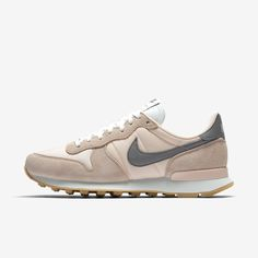 nike internationalist lichtroze