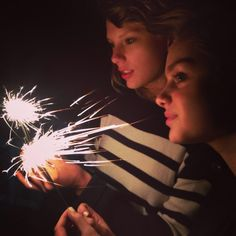 Taylor's Fourth of July with Odeya Rush