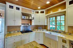 Bainbridge Island, WA Real Estate & Homes for Sale Kitchen Sink, Kitchen Sink Window, Home, Manzanita, Cabinet, Estate Homes, Real Estate, Kitchen, Kitchen Cabinets